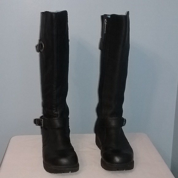 8a1225bc06a Harley-Davidson tall Riding boots size 8